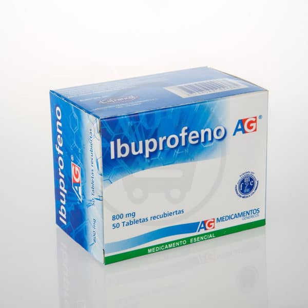 ALTERNATIVA AL IBUPROFENO
