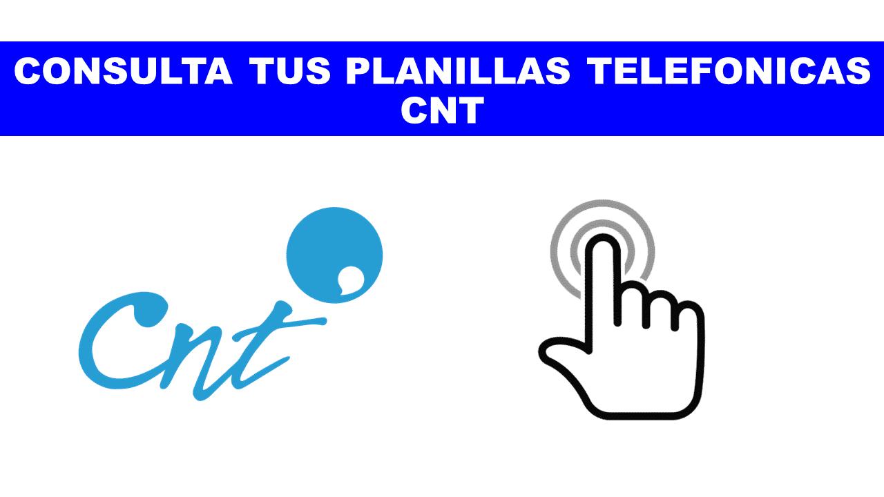 Planilla del CNT