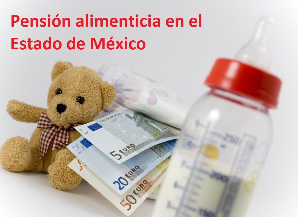 Pensión alimenticia en el estado de México