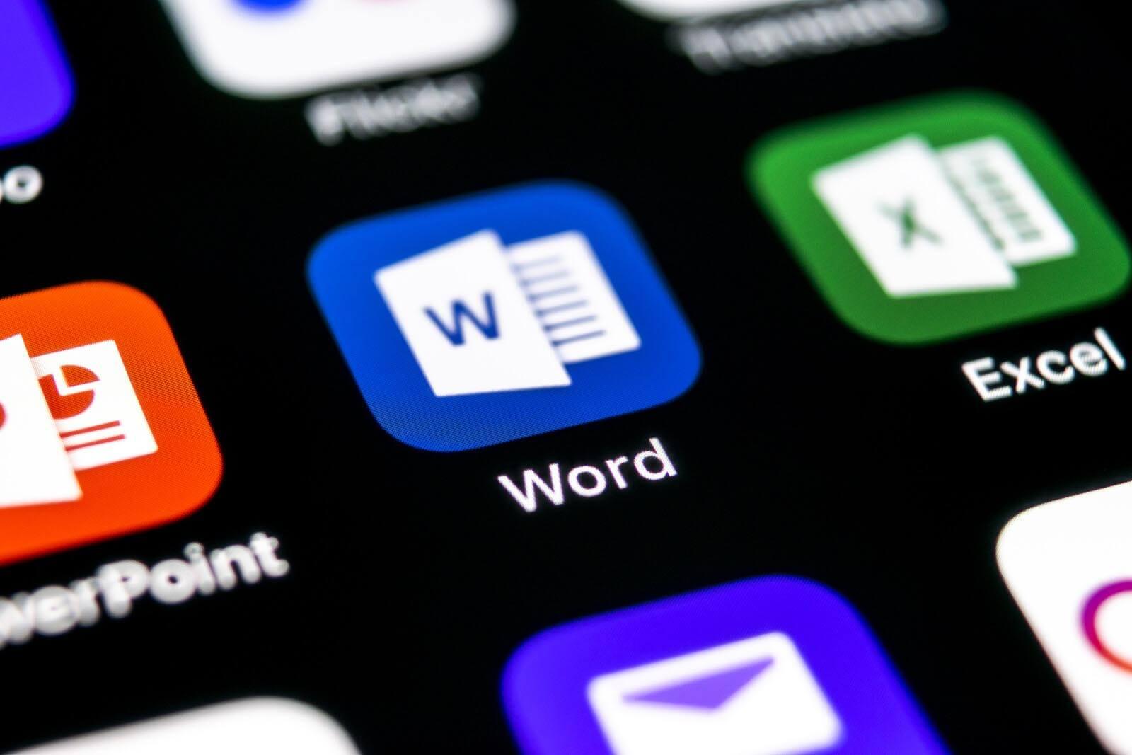 como hacer un anuncio publicitario en word