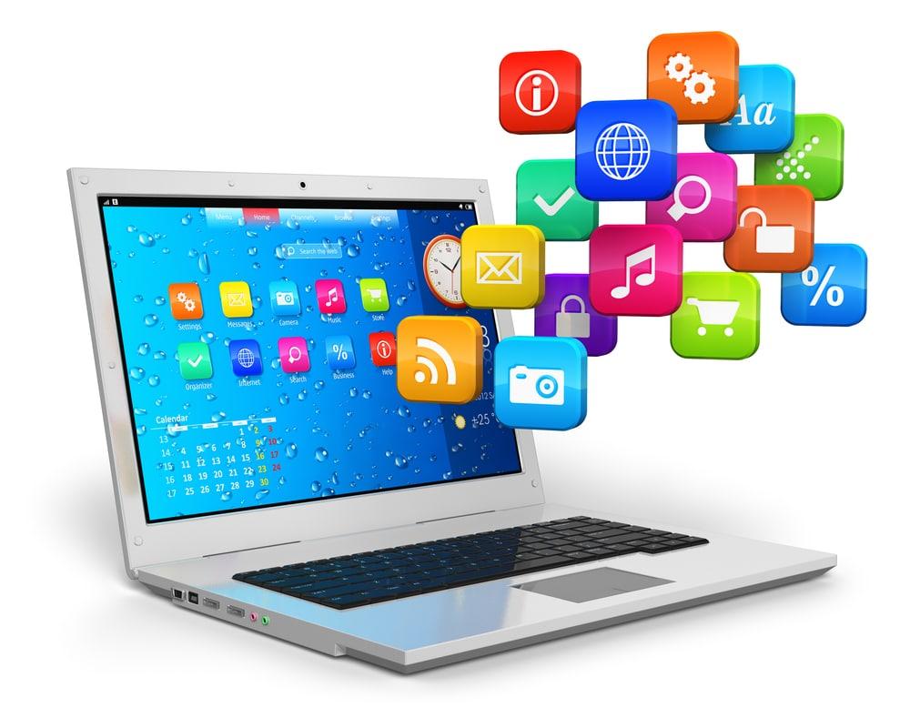 características del software de aplicación