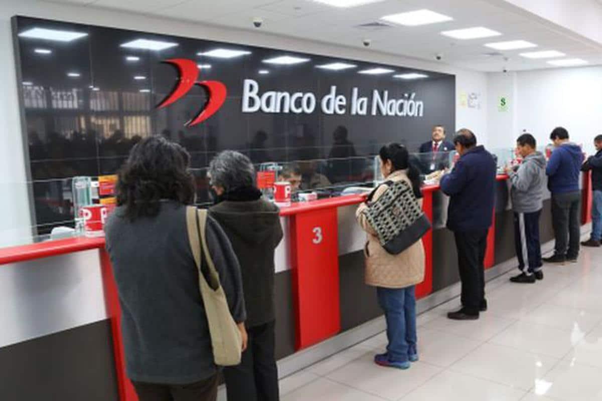 Banco de la nación Multired virtual consulta de saldo
