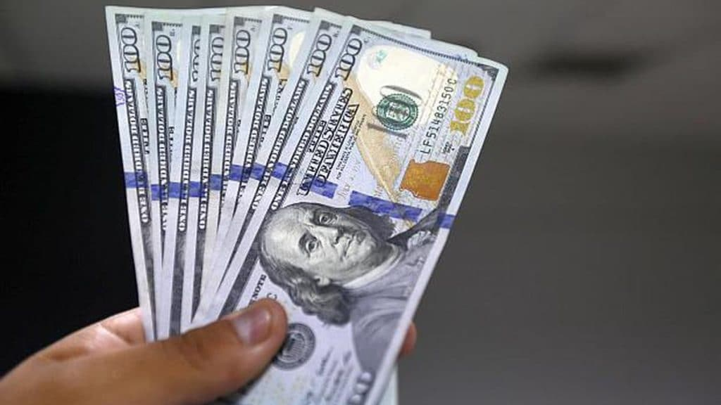 Cuenta en dólares Santander
