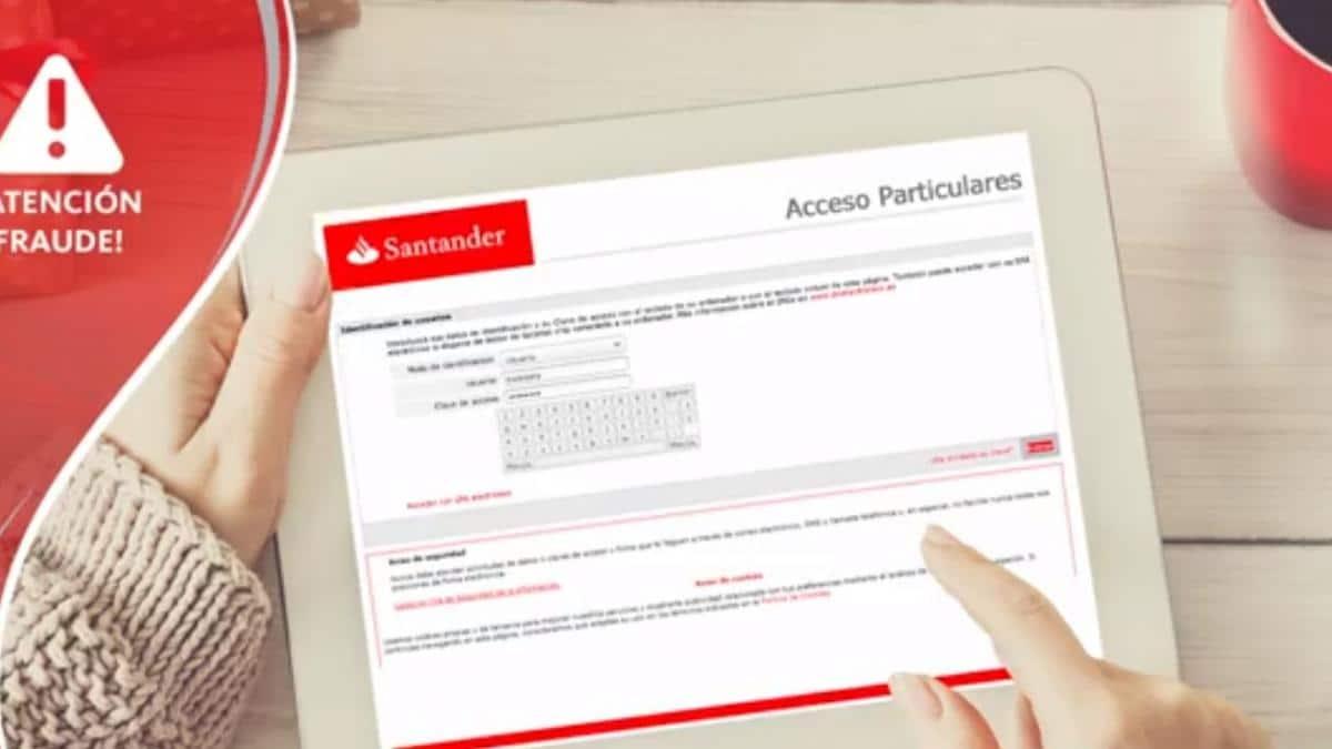 Estados de cuenta Santander
