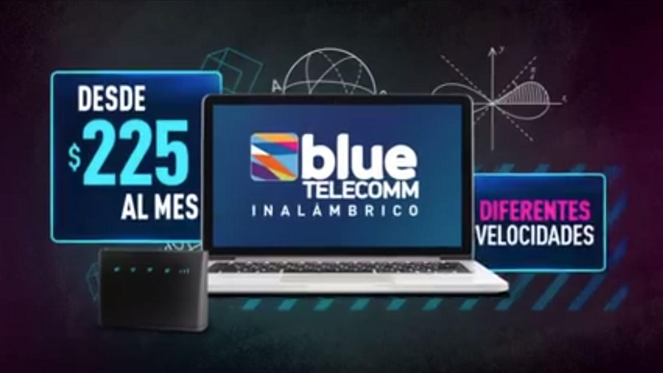 Blue Telecomm cobertura