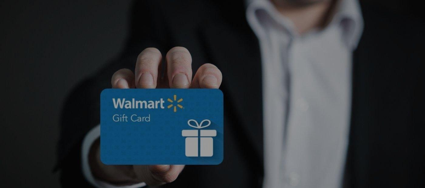 tarjeta de regalo de walmart