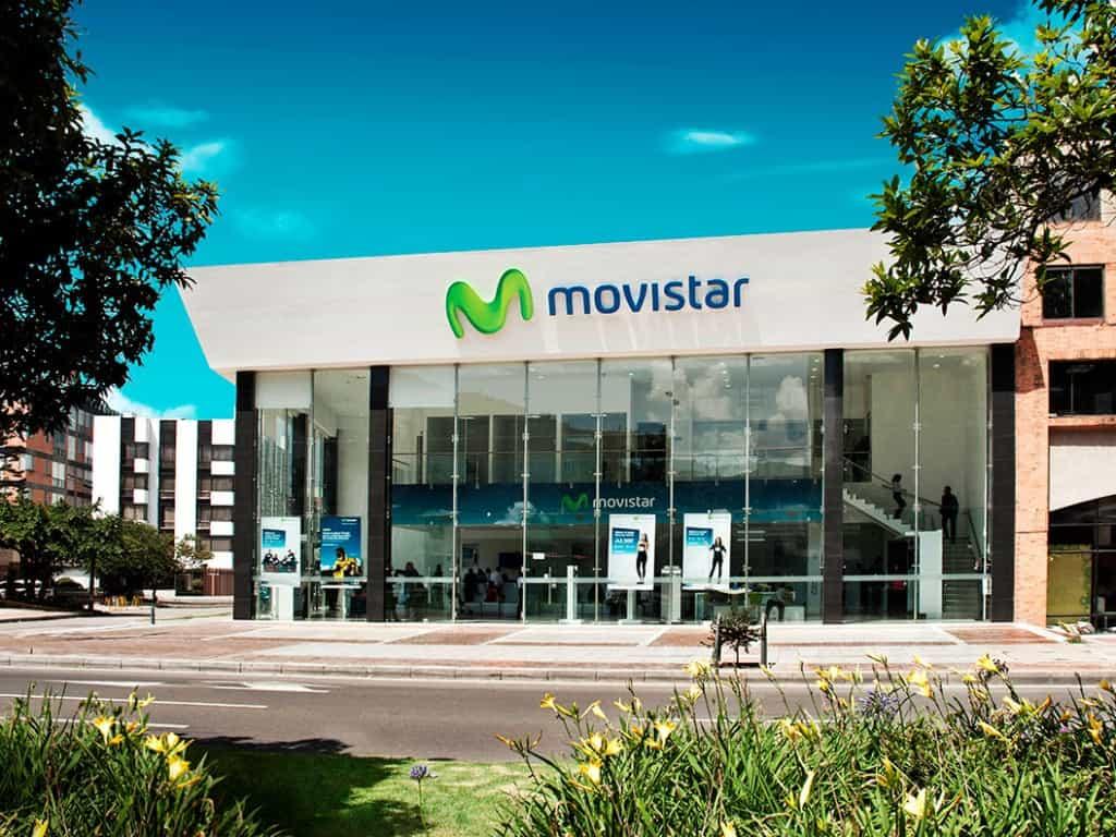 Centro atención a clientes Movistar