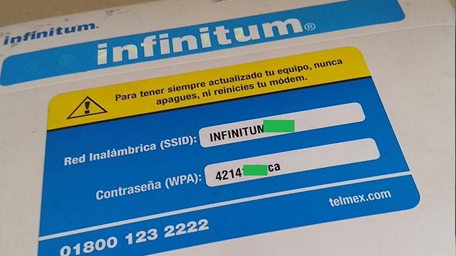 correo infinitum telmex