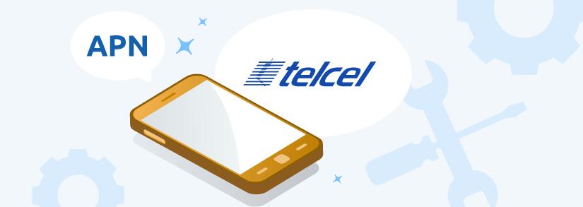 APN Telcel México