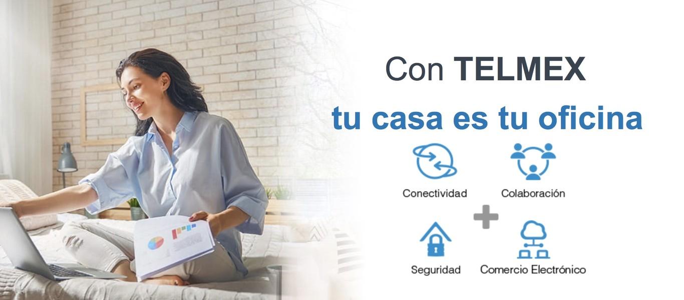 Telmex paquetes casa