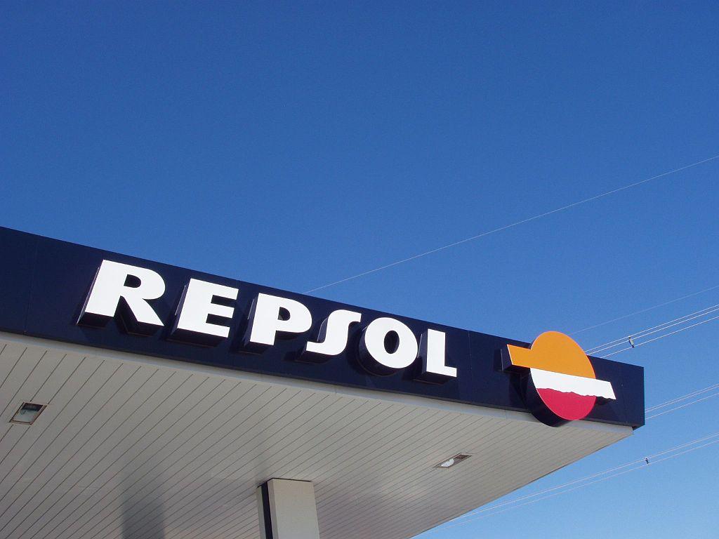 Repsol gas