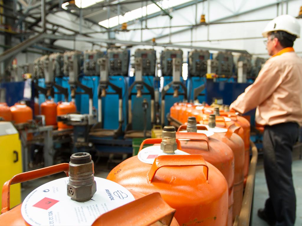 Repsol gas factura