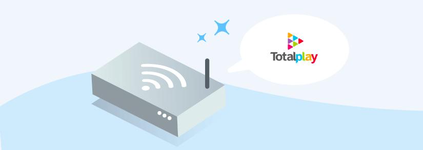 cómo cambiar la contraseña del wifi Total Play