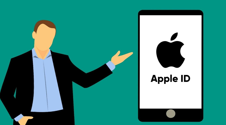 cambiar contraseña apple id